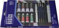 MAGI-WAP BASICS Ölfarben Set 20 tlg.
