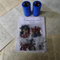 Marantz 510 510M amp amplifier rebuild restoration recap service kit fix repair