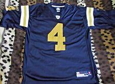 Vintage Brett Favre  4 Reebok Minnesota Vikings Football Jersey Size Large 99ff9e6df