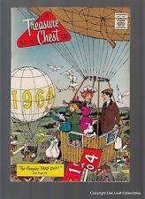 Treasure Chest V19 #9 Scarce High Number Comic Book VF-NM 1964 Comic Book!