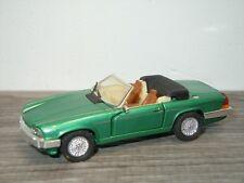 Jaguar XJ SC V12 Convertible - Majorette 1:60 *33439