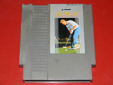 Jack Nicklaus' Greatest 18 Holes Golf (Nintendo NES) Cart Only Cleaned & Tested
