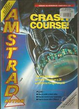 AMSTRAD ACTION - ISSUE 42 - MARCH 1989 - MAGAZINE