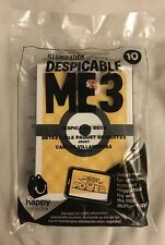 Mcdonald's 2017 Despicable Me 3 Minions Happy Meal Toy #10 DESPICABLE DECK New!