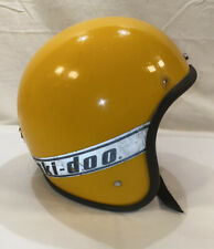 Vintage Ski Doo Helmet Size M