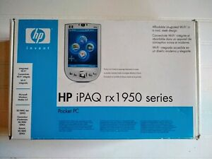 HP Invent iPAQ rx1950 Series Pocket PC NEW OPEN BOX