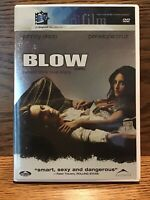Blow (DVD) Disc Near Mint Johnny Depp Penelope Cruz