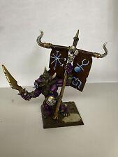 Minotaur Metal OOP Beastmen Warhammer AoS 9th Age