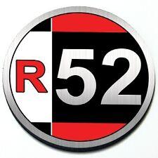 R52 - 1st Gen MINI Cooper Convertible 2005-2008 - Grill Badge