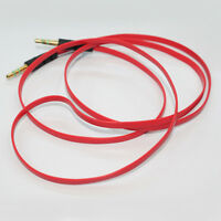 3,5mm Stereo Audio AUX Klinke Kabel Stecker MP3 Laptop Handy Kopfhörer~ T1I8