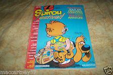 ALBUM SOUPLE HORS SERIE SPIROU FESTIVAL 196 PAGES DE 1981 LIRE DESCRIPTION