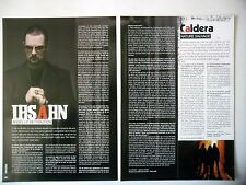 COUPURE DE PRESSE-CLIPPING :  IHSAHN [2pages] 06-07/2008 Interview,AngL