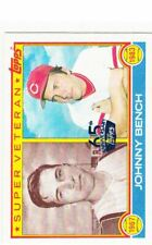 2016 Topps Series 1 Buy Back Blue 1983 Topps #61 Johnny Bench Reds