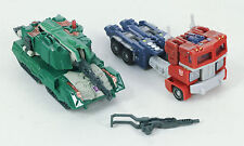 Transformers Universe The Ultimate Battle Optimus Prime VS Megatron  2006