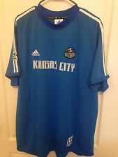 Kansas City Wizard Jersey Size Xl Sporting KC