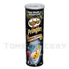 Pringles - DINNER PARTY - Prosecco & Pink Peppercorn Potato Chips 190g 6.7oz