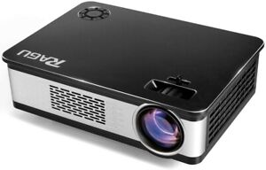 """RAGU Z720 Video Projector 1280x768 5.8"""" LCD Home Theater"""