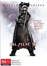 Blade 2 (DVD, 2 Discs, 2017) REGION 1, Wesley Snipes, Norman Reedus, Ron Perlman
