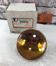 Harley Foot Lamp Bulb 12V Amber V_Twin 33-0297 New!