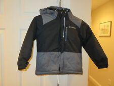 EUC!!  Columbia Black and Grey Winter Coat - Size Boys 3T