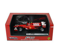 Hot Wheels Racing Ferrari F10 Bahrain GP Fernando Alonso T6289 1/43
