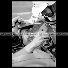 #pha.029258 Photo DAN GURNEY & RICHIE GINTHER (PORSCHE) Car Auto