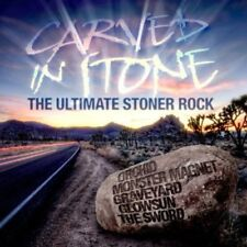 Various Artists - Carved in Stone Ultimate Stoner Rock [New CD] Germany - Import