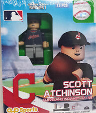 Scott Atchison OYO Cleveland Indians MLB Mini Figure NEW G4