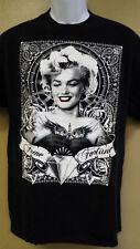 "Marilyn Monroe T-Shirt, Adult L, Chest 42"""