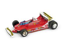 FERRARI 312T4 GP U.S.A. WEST 1979 PROVE ALETTONE TIPO MONACO Brumm R578B