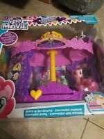 My Little Pony Movie Mare-Y-Go-Round Figure Set [Musical Carousel] USA