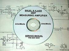 Bruel & Kjaer 2607 Service Manual