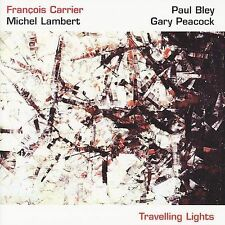 Francois Carrier - Travelling Lights (Justin Time) CD NEW SEALED Jazz