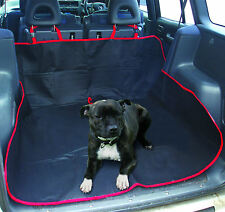 UNIVERSAL PET CAR BOOT LINER / MAT WATER RESISTANT PROTECTER (DOGS, MUD, TOOLS)