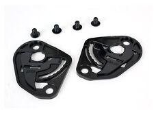 HJ-17 Helmet Shield/Visor Gear Plate Set for IS-MAX, IS-MAX BT,CL-MAX II,Symax 3