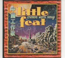 "Little Feat - ""Chinese Work Songs"", CD, neu, OVP, Die Legende in Bestform!"
