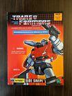 Transformers Commemorative Series VIII SIDE SWIPE Figure Hasbro G1 Reissue