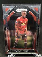 2020-21 Panini Prizm Premier League Aaron Wan-Bissaka Manchester United Base #4