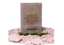 Handmade Facial Cleansing Soap, 100% Organic Coconut Soap with Tamanu Oil