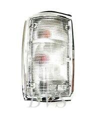 Rear Tail Light Lamp Chrome LH For 86-97 Mazda B2000 B2200 B2500 Fighter Pickup