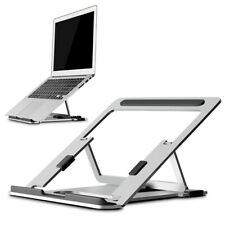 Foldable Aluminum Laptop Stand For iPad MacBook Air Pro Tablet Support