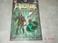 Witchblade - Nottingham Action Figur, rar, Moore Action Collectibles, 1998