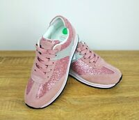 Scholl Charlize Pink Women's Sneakers UK4 / EU37