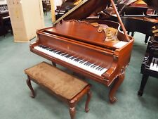 "Steinway & Sons Used Louis XV 5'7"" Model M Grand Piano, If new sells for $140K+"