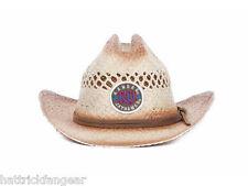 KANSAS JAYHAWKS - TOW TAYLOR MADE GOLF NCAA COWBOY CAP/HAT - S/M
