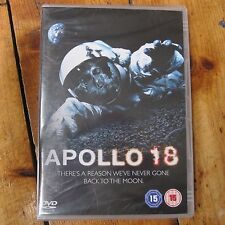 Apollo 18 DVD Horror Sci Fi NEW SEALED FREE POST UK R2 PAL