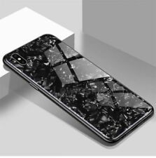 iPhone XS MAX Luxury Tempered Glass Case. Latest Cover