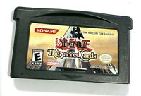 Yu-Gi-Oh The Sacred Cards - Authentic Nintendo Game Boy Advance GBA Tested Works