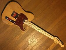 G & L ASAT CLASSIC NATURAL TORTOISE MAPLE UPGRADED LEO FENDER TELECASTER