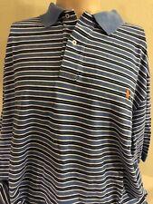 Polo Ralph Lauren Short Sleeve Polo Shirt Blue Mens Big Tall 3XLT XXXL